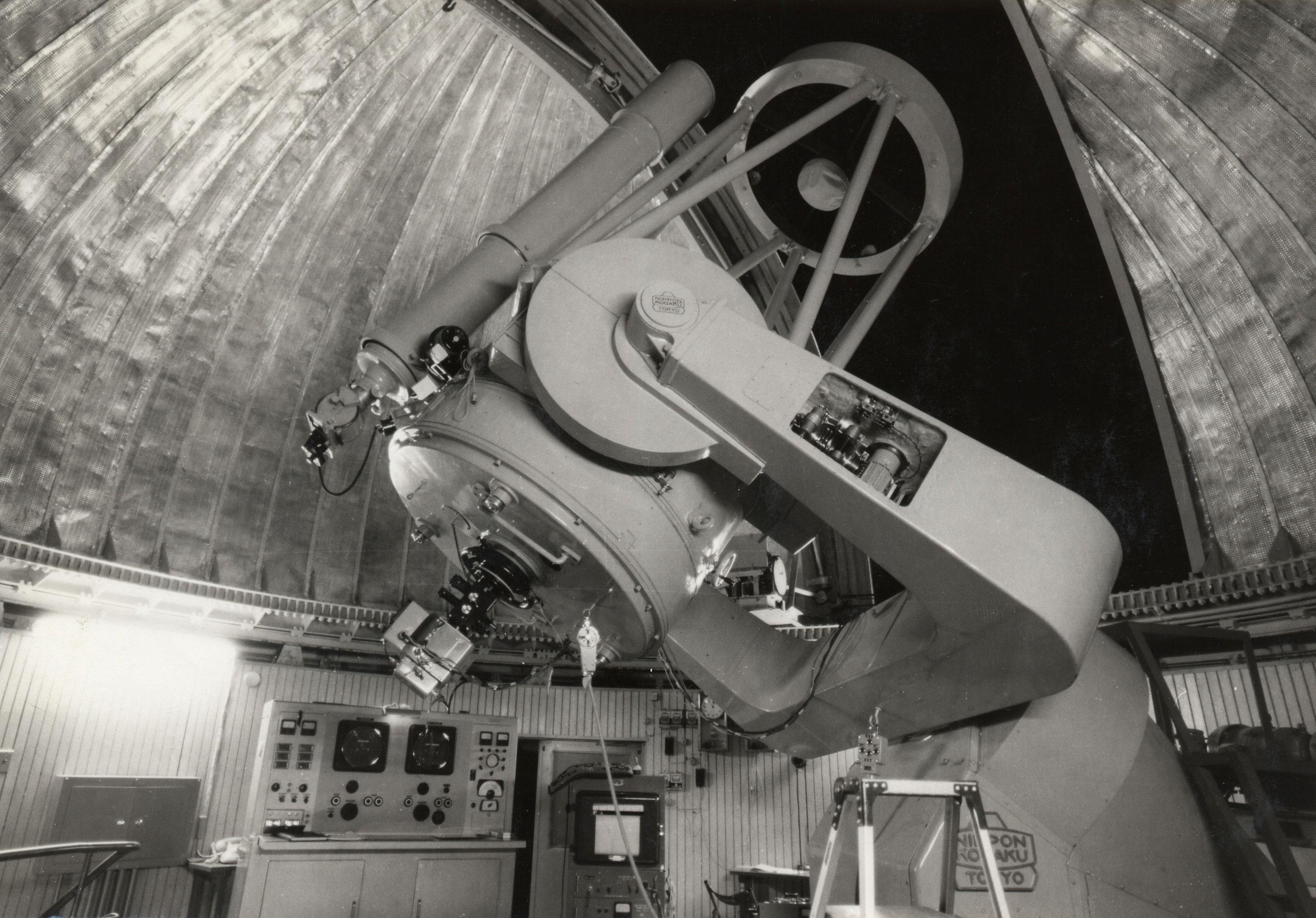 国立天文台 岡山天体物理観測所 | 1960年代